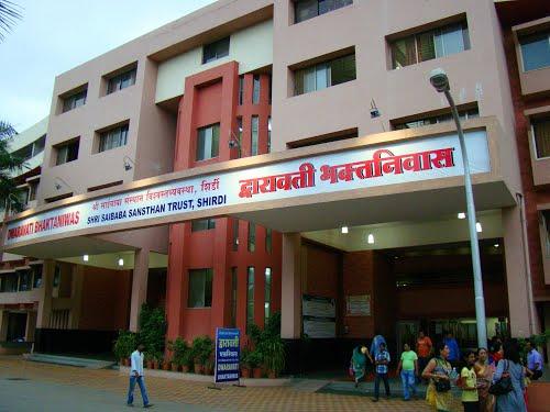 Dwarawati Bhakta Niwas Shirdi